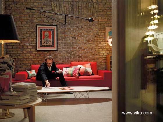 Polder sofa mueble de diseño holandés para la sala