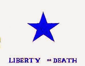 Goliad Flag 1836