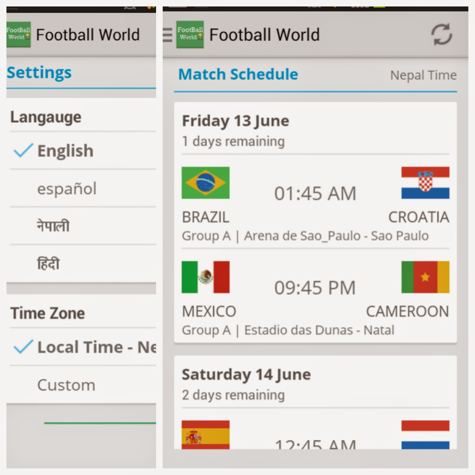 world cup dating app Israel-based cyber-security firm clearsky has managed to identify the apps —two dating apps and one world cup-related application winkchat - comwinkchatapk.