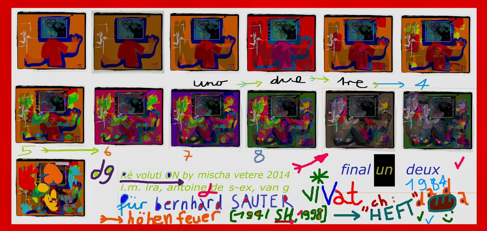 mischa vetere genese bild als seeschule (sehschule) kreativitätSförderung inspiration genese