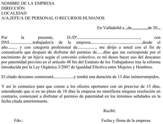 licencia por lactancia: