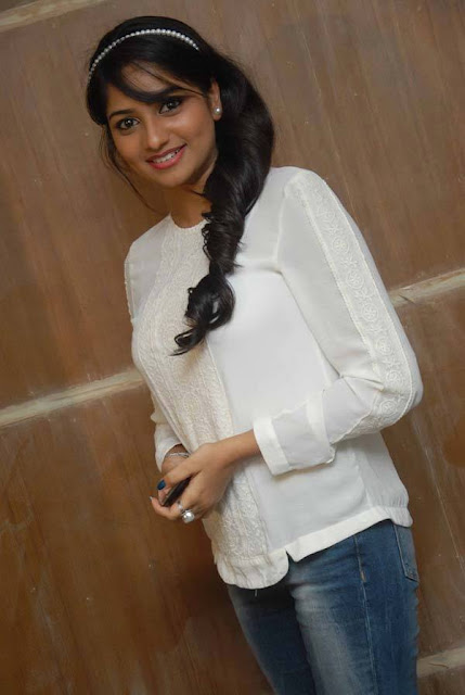 Rachita Ram Actress photos in Rathavara  Kannada film