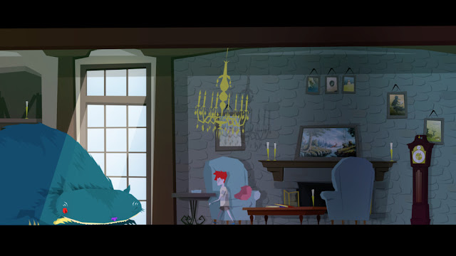 Between Me and The Night, una aventura 2D con puzles y misterios que resolver