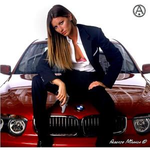 Gisele Bundchen's Taxi promotional photo