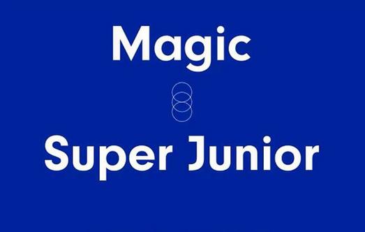 Super Junior Magic Font