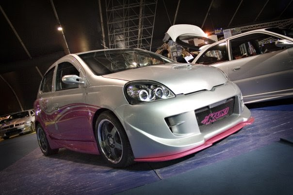 Modified Toyota Vitz Yaris Modified Cars And Auto Parts