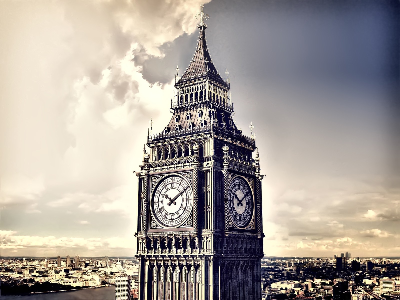 Big Ben Clock London
