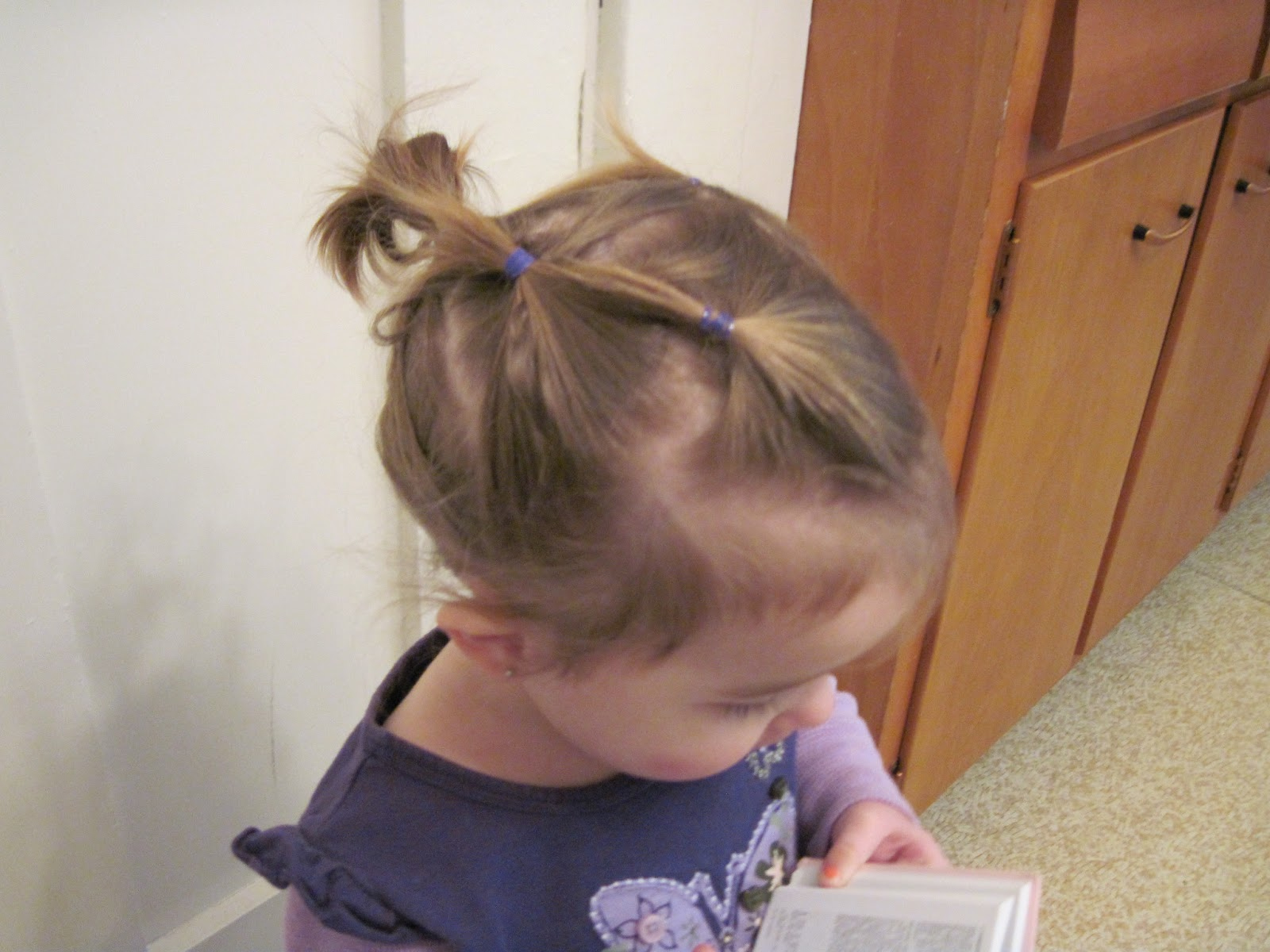 Toddler Girl Hairstyles (Part II) title=