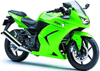Harga Motor Kawasaki Terbaru 2013