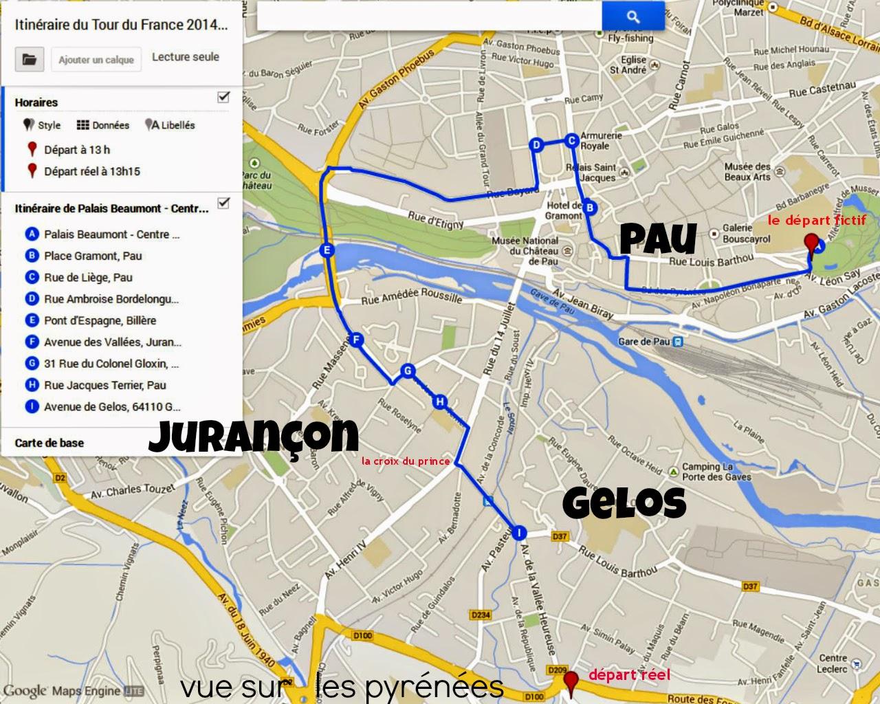tour de france 2012 18e étape entre Pau et Hautacam