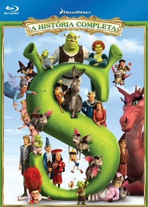 Shrek - Todos os Filmes Filmes Torrent Download capa