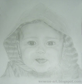 MIA pencil drawing portrait   wesens-art.blogspot.com