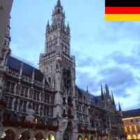 Německo - Mnichov, 2013