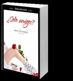Reseña: ¿Sólo amigos? ~ Ana Álvarez