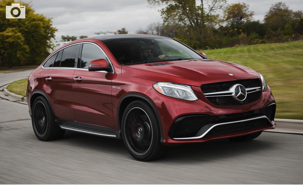 2018 Mercedes Amg Gle63 S Coupe Review Cars Auto Express