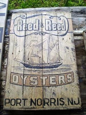 Port Norris - oesters