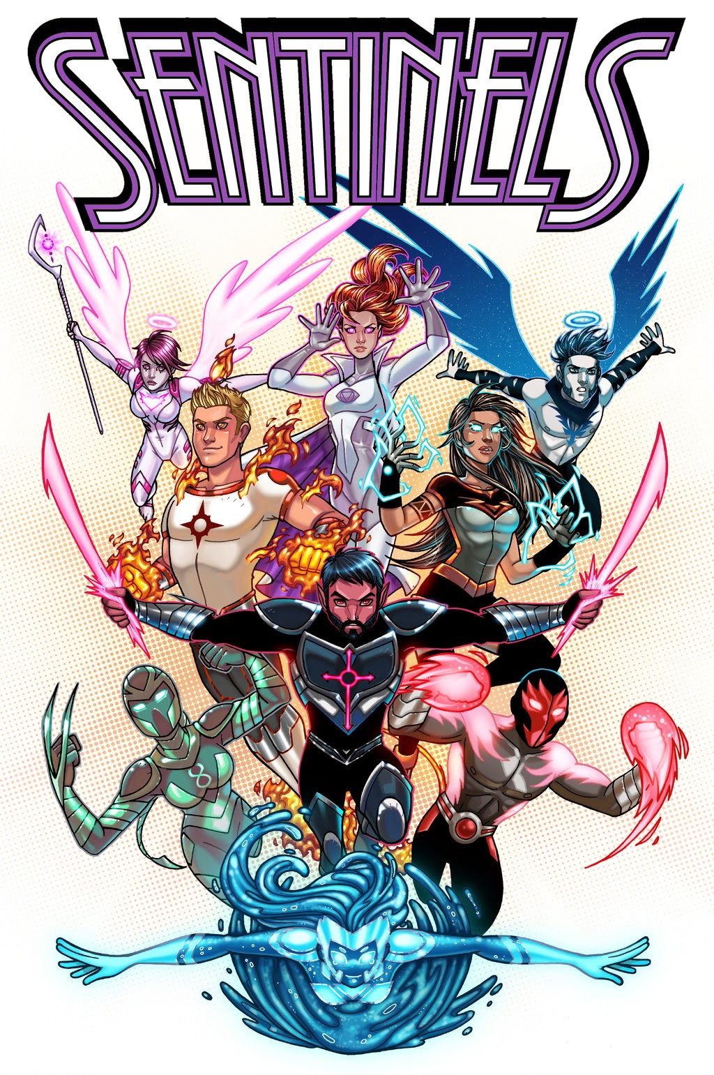 SENTINELS ANTHOLOGY #2