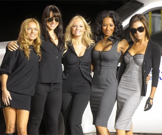 PopGoesTheArts: Spice Girls To Reunite At London OlympicsBut Will