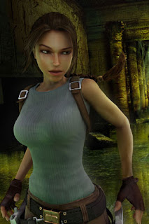lara croft tomb raider anniversary walkthrough