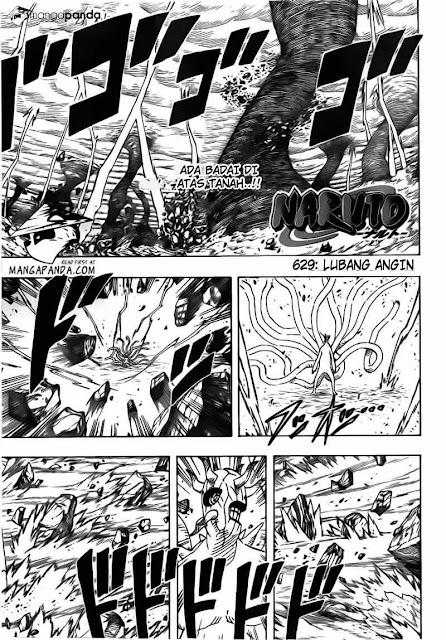 Komik Naruto 629 Bahasa Indonesia halaman 1