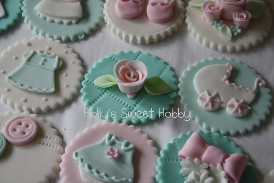 Hollys Sweet Hobby Vintage Shabby Chic Baby Shower