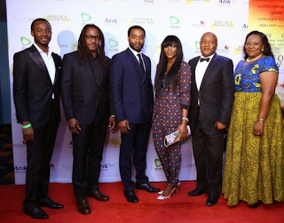 Photos from the Nigeria premiere of Half Of A Yellow Sun movie