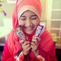 Fatin Shidqia Lubis: Thank you,Cornetto !