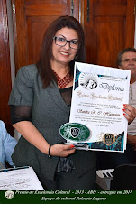 Recebendo  premio da ABD no RJ..