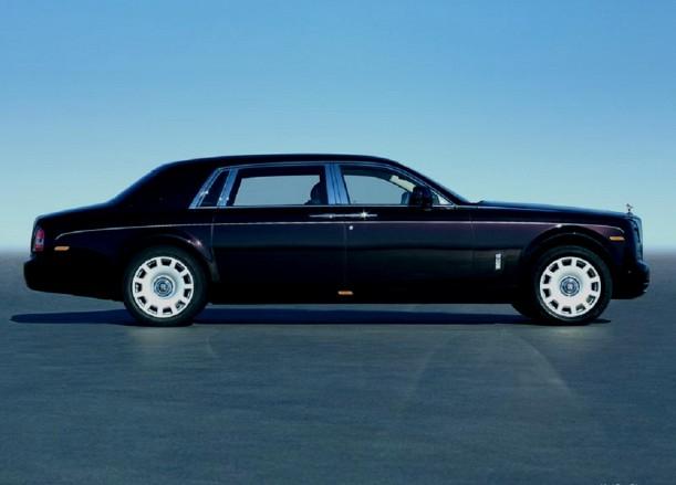 Rolls Royce Phantom extended wheelbase 2013