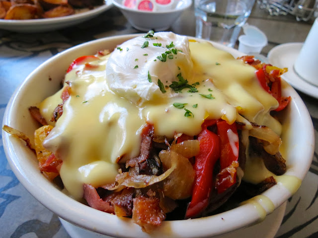 Faberge Montreal - Breakfast Poutine