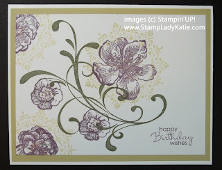 Made with Stampin'UP! stamp set: Everything Eleanor