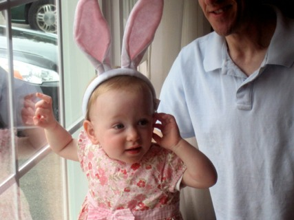 World's Cutest Easter Bunny Lives Here!