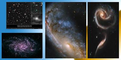 aktivitas galaksi