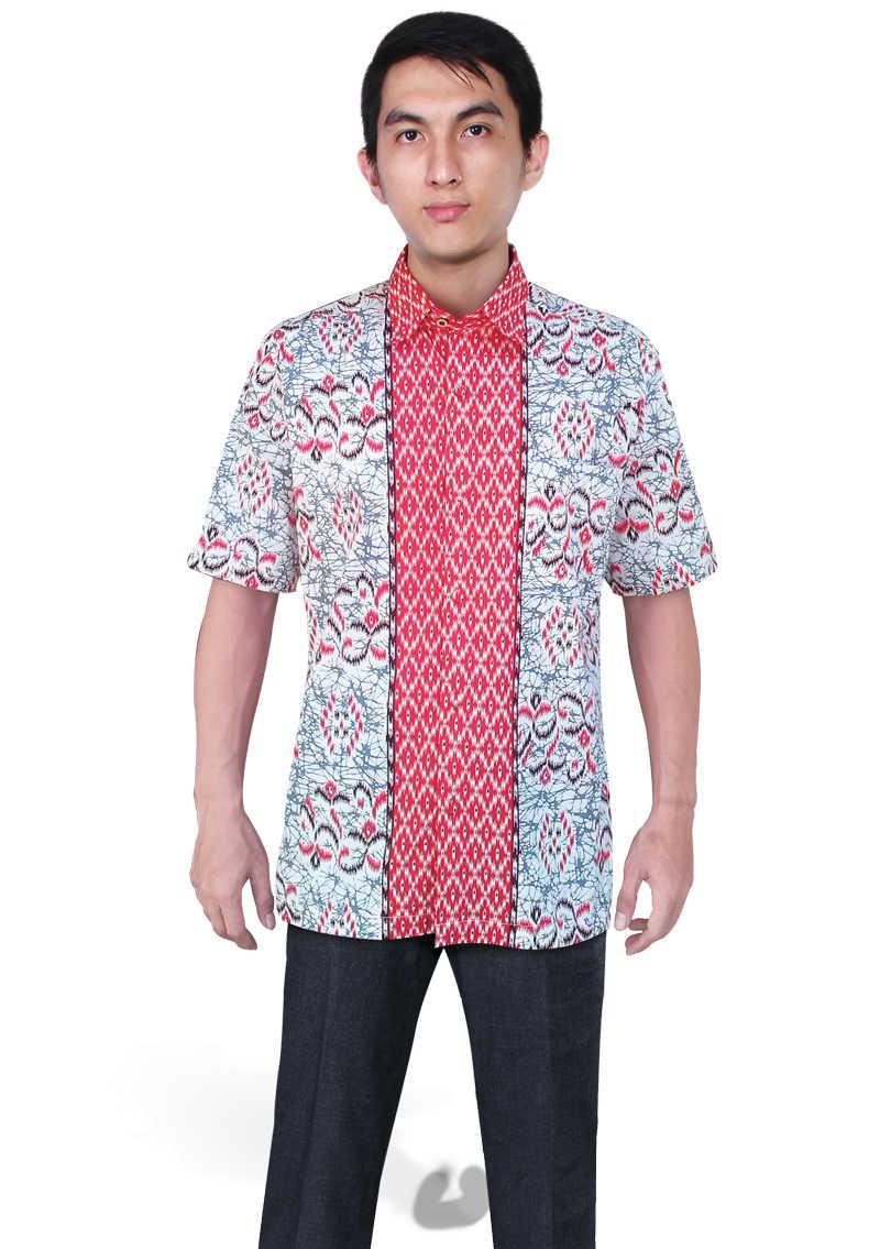 Batik Katun Motif Kalimantan