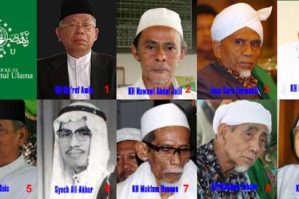 Inilah Sembilan Anggota Ahwa Yang Telah Terpilih