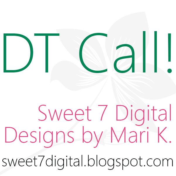 Design Team Call- Click Here
