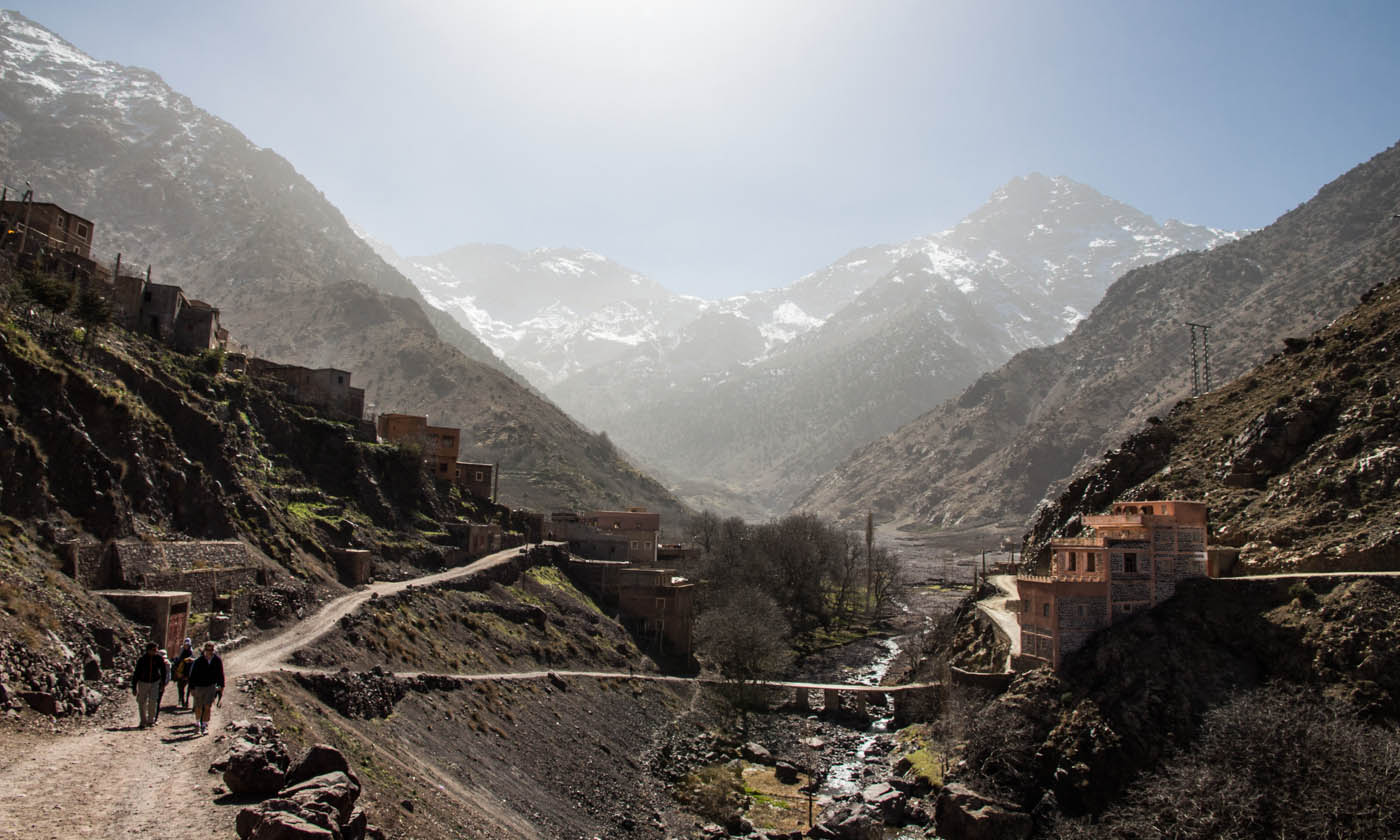 Chilla's Travels: The High Atlas Mountains, Morocco