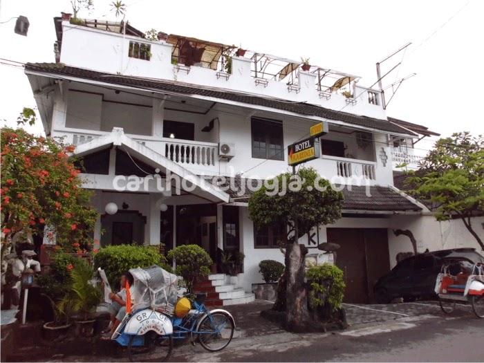 Karunia Hotel Sosrowijayan Dekat Malioboro