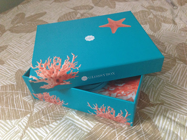 Review: July Glossy Box