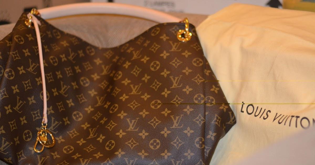 Jual Beli Tas Branded Original Louis Vuitton Artsy MM