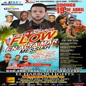 PAPA PRODUCTIONS PRESENTA FLOW EN ALTA MAR