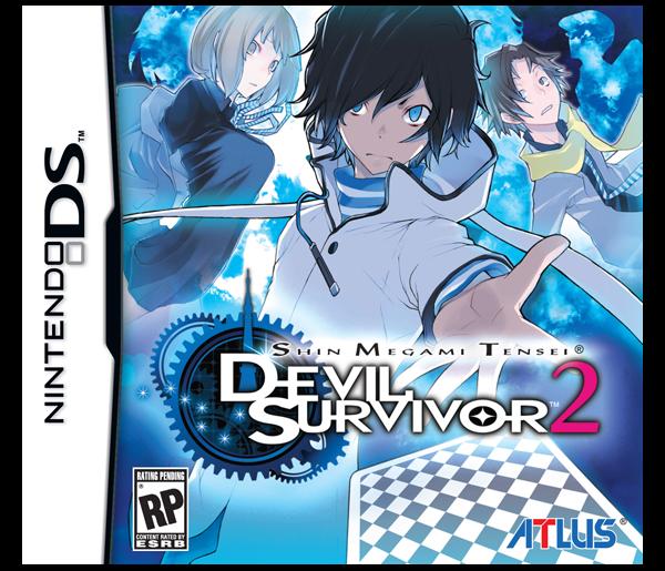Edge Of The Plank: Shin Megami Tensei: Devil Survivor 2 DS