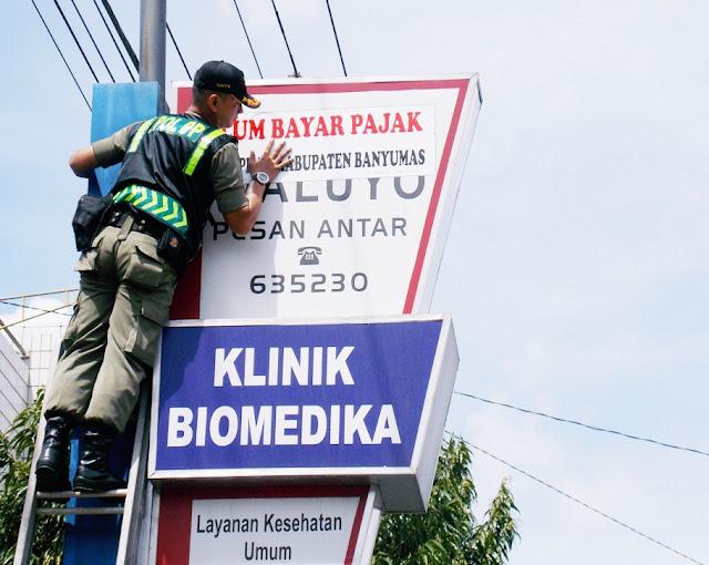 Jasa Pengurusan Perijinan NeonBox Reklame Kabupaten Malang
