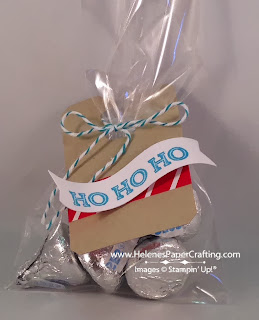 Ho Ho Ho Treat Bag