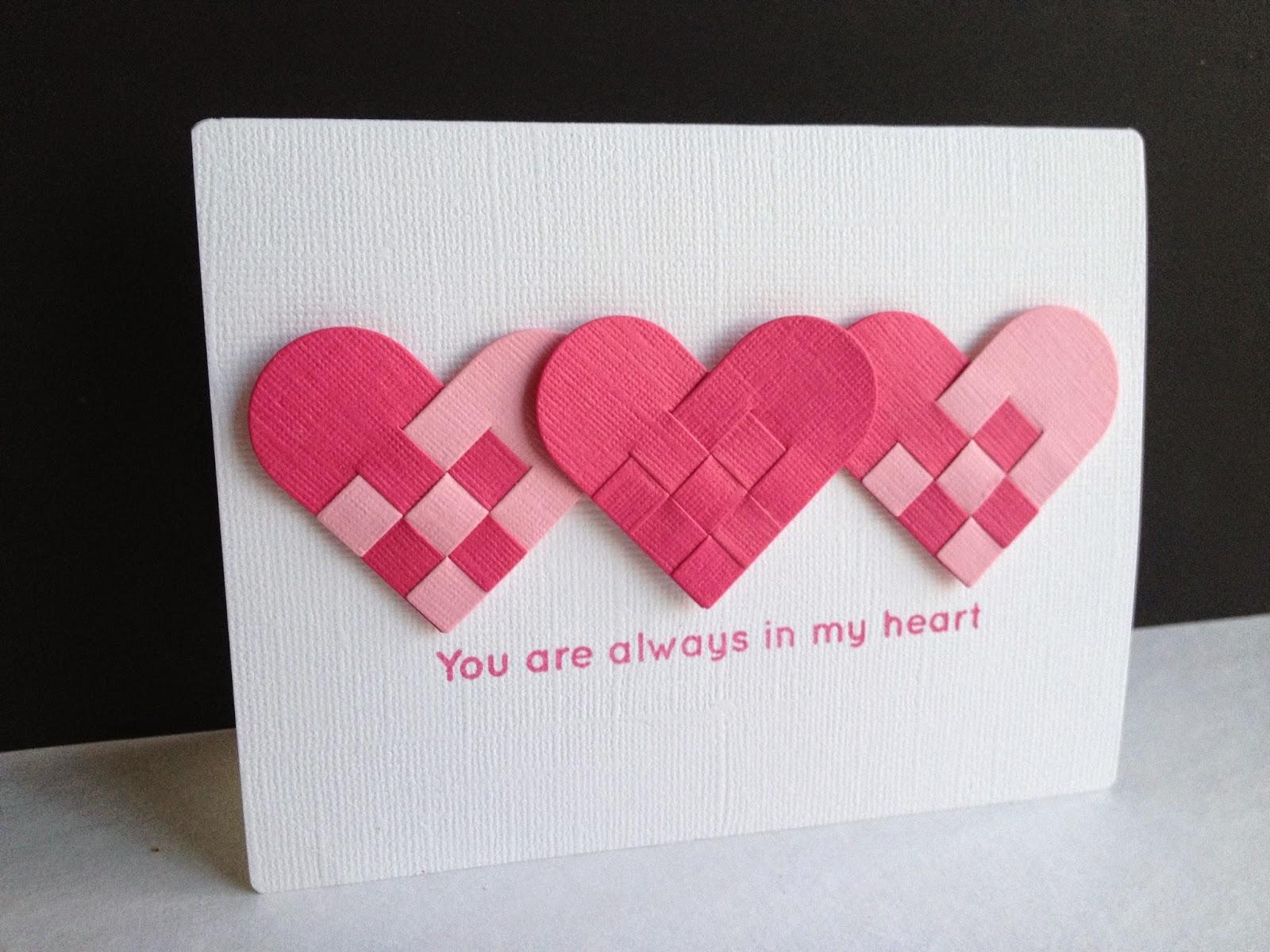 I 39 m in haven danish hearts - Tipos de papel manualidades ...