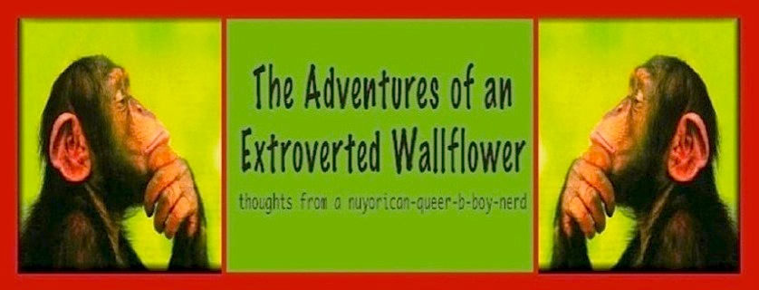 the adventures of an extroverted wallflower