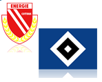 Energie Cottbus - Hamburger SV