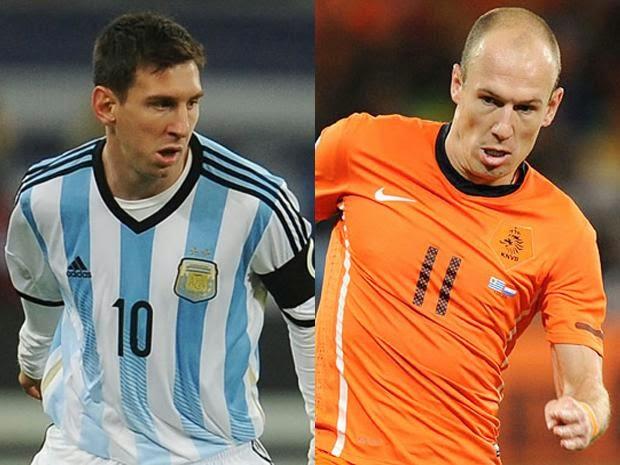 Argentina vs Holanda En Vivo, Mundial Brasil 2014 Online