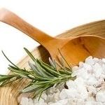 морская соль как скраб