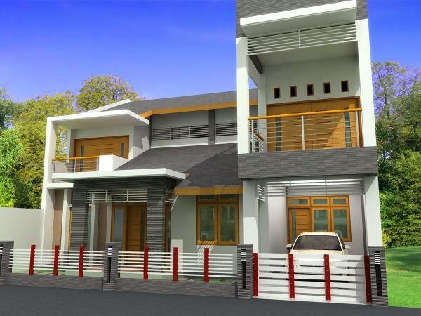 Gambar Rumah Lantai 2